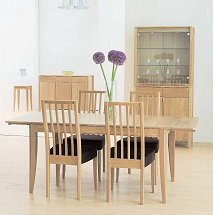 Ercol - Artisan Oak Dining Set